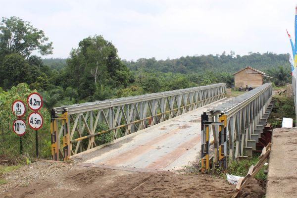 jembatan panel bailey
